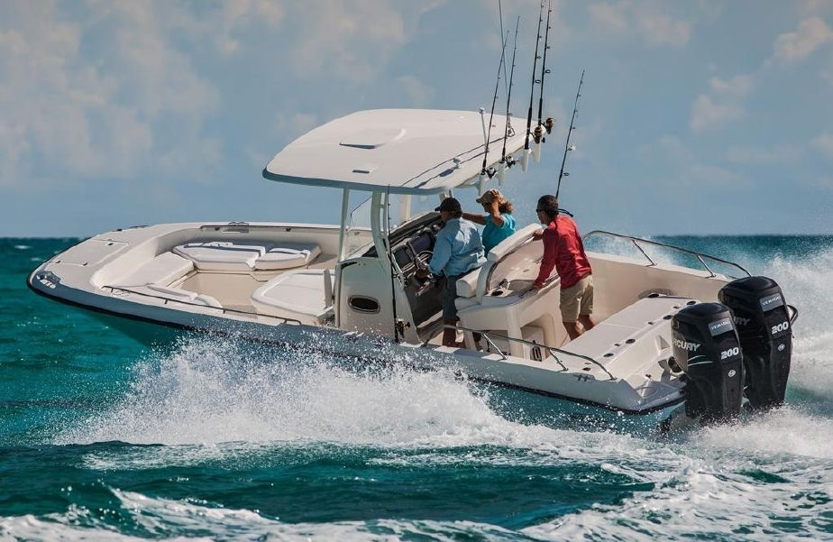 Interesting Facts I Bet You Never Knew About Boston Whaler 270 Dauntless