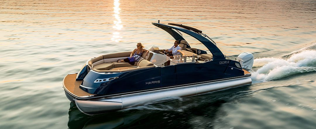 Check Out These 7 Best Pontoon Boats of 2017