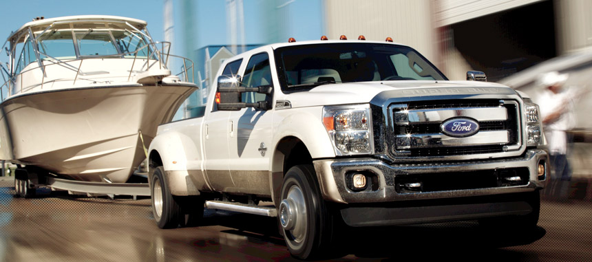 Ford Towing Guide for Boaters
