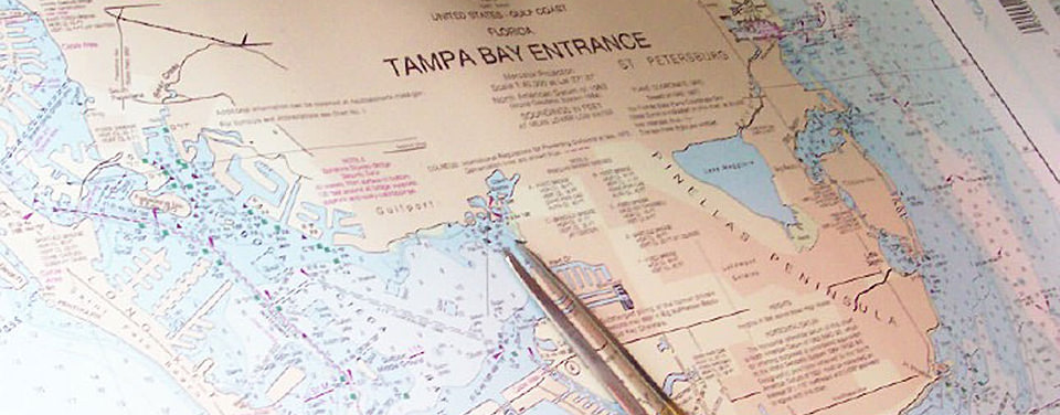 Interesting Facts About Nautical Charts