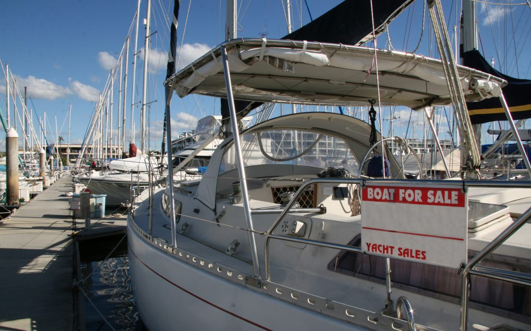Trade-In or Sell Your Boat