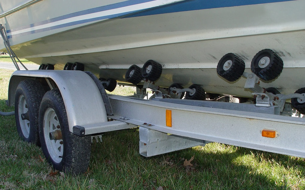 boat rollers