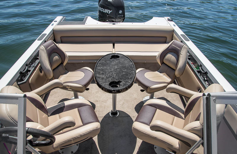 boat chairs