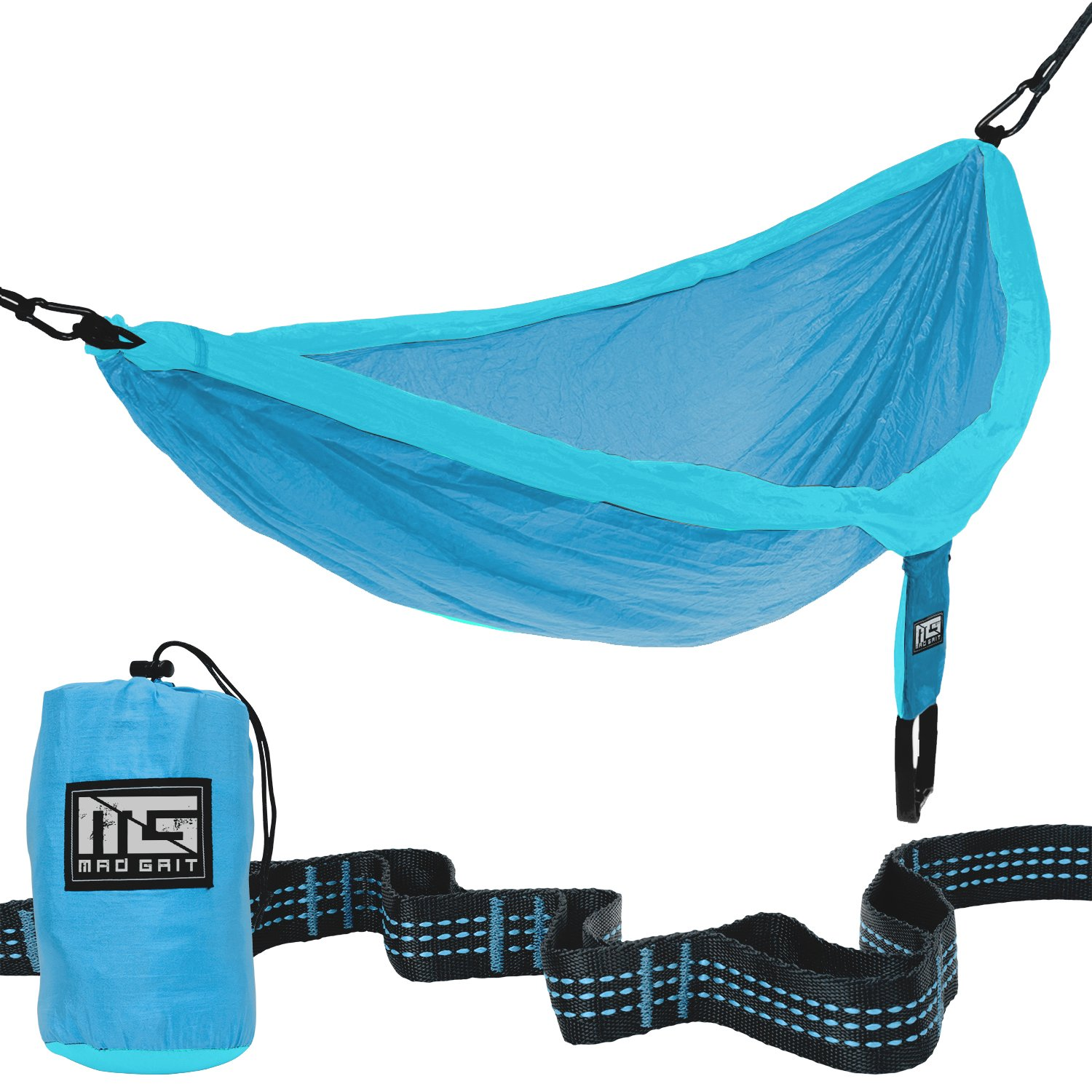 Mad Grit Double Parachute Camping Hammock