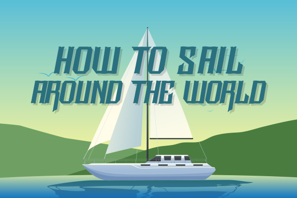 Sailing Around the World: What You Need to Know
